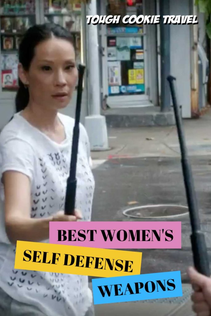 Self Defense Weapons For Women Tough Cookie Travel